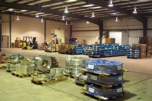 Material & miscellaneous storage area