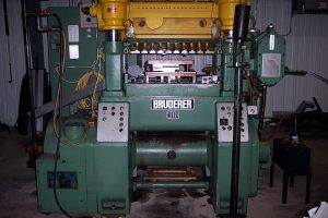 75-ton High-Speed Bruderer press
