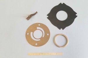 1095 Spring Steel parts